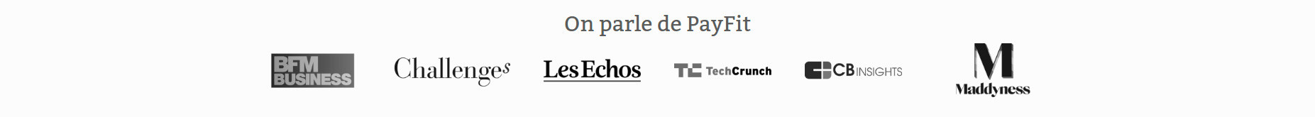logo presse - Payfit